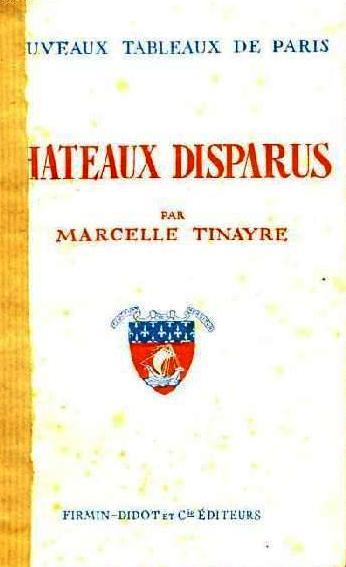 Marcelle Tinayre - Châteaux disparus .jpg