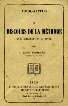 René Descartes - Le discours de la méthode .jpg