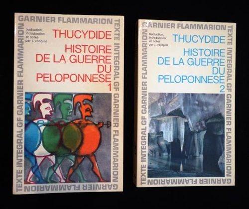 Thucydide. Histoire de la guerre du Péloponnèse.jpg