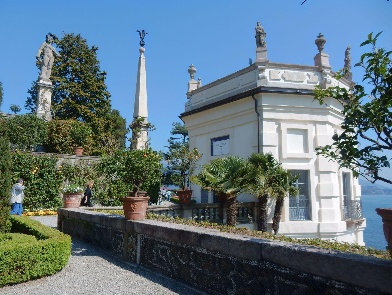 Italie b timent dans le jardin d 39 isola bella le voyage par l 39 image - Le jardin d italie chateauroux ...