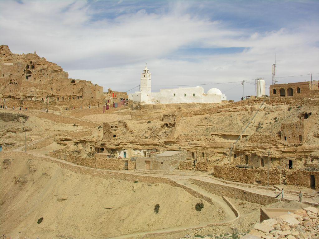 Tunisie montagnes int rieur du pays le voyage par l 39 image for Interieur tunisie