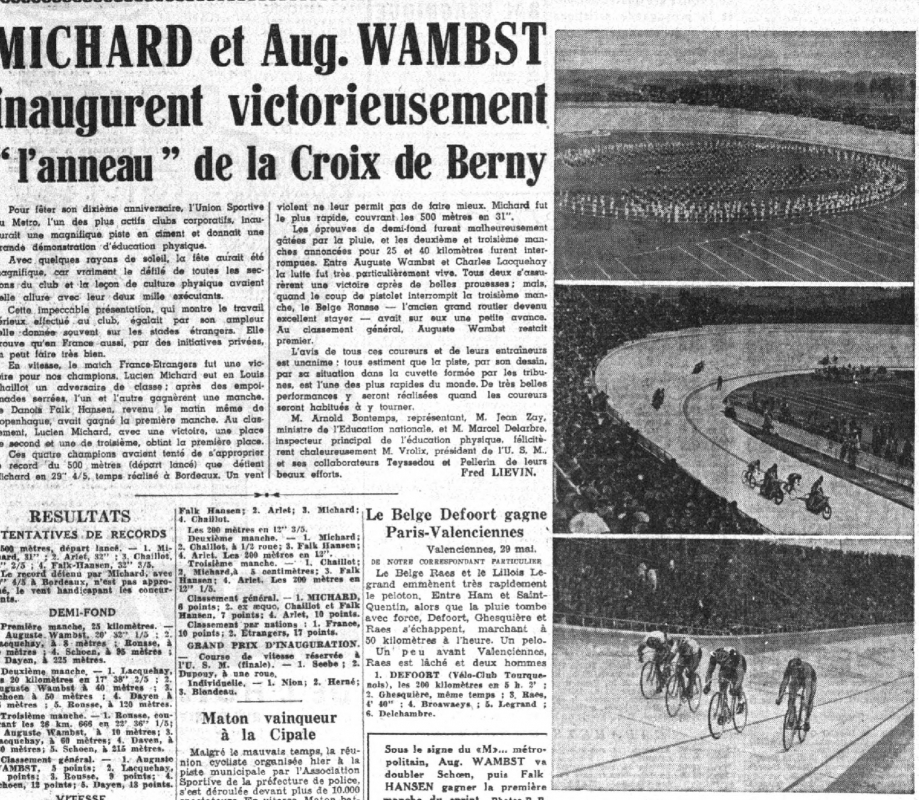 1938 INAUGURATION 29 MAI VLCB Le_Petit_Parisien___30 MAI 1938.jpg