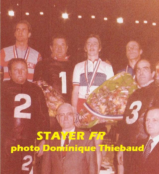 Grenoble 1979 : le podium avec les numéros dans l'ordre