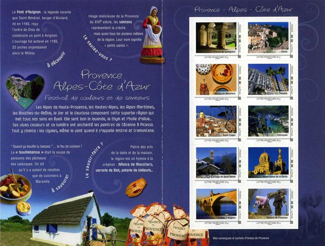 Collector Provence Alpes Côte d'Azur 2009.jpg
