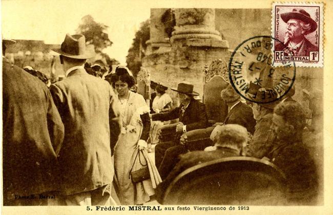 Mistral Festo vierginenco Arles 1913 650 px.jpg