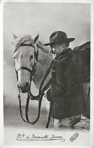 Folco de Baroncelli Javon et le Sultan 325 px.jpg