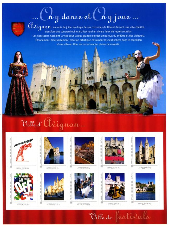 Collector 2012 Avignon Ville de Festivals.jpg