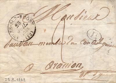 Distribution rurale pour Aramon 25 07 1842 400 px.jpg