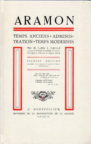 1982 second édition Valla de 1905.jpg