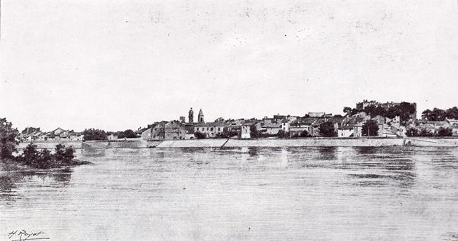 Le quai (vue prise de la pointe oriantale de l'île) 650 px.jpg