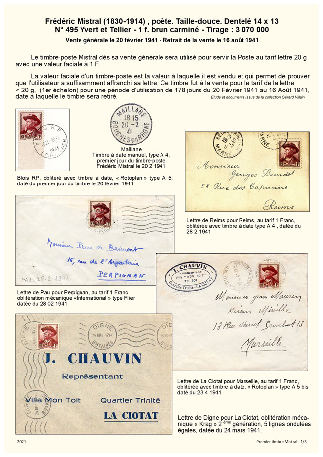 Timbre Mistral N°495 sur lettre 1 sur 3 650 px.jpg