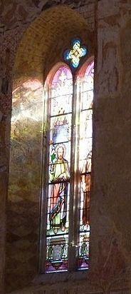 Vitraux : église St Laurent