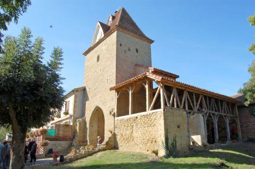 Tour porte de ville (fin du XVème siècle)