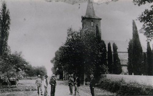 Le village en 1913