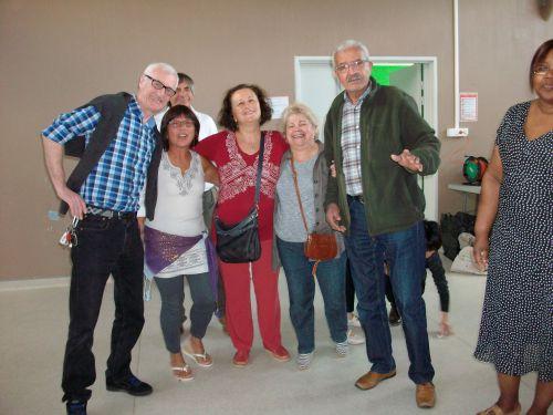 retour du voyage en Tunisie