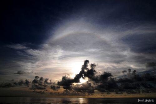 cavalcade dans les cieux de Guadeloupe...