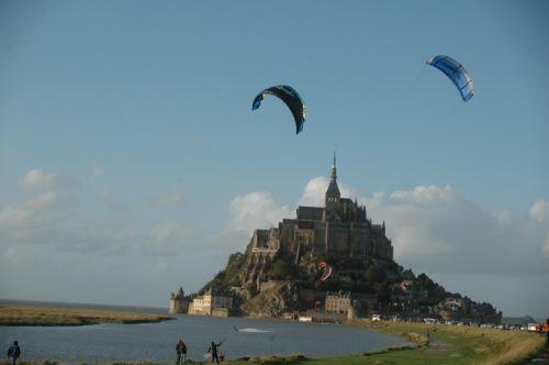 Mont Saint Michel en Normandie !!