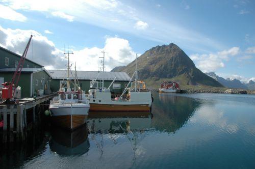 ILES LOFOTEN  Norvège