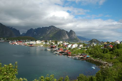 ILES LOFOTEN  (Norvège)
