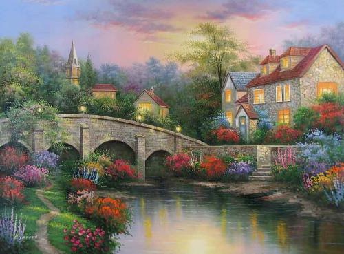 paysage pont avec fleur.jpg