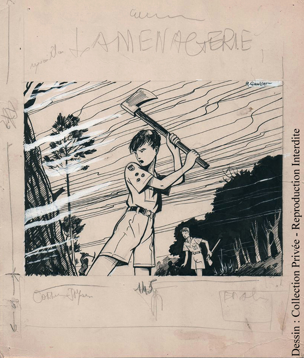 Dessin original de Robert Gaulier 1946 pour 1er couverture.jpg