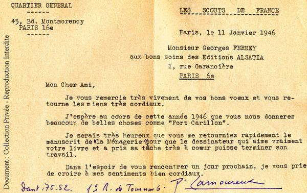 007 Petite lettre Foncine janvier 1946.jpg