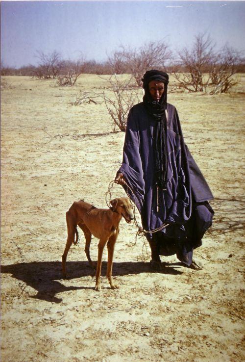 éleveur-chasseur dahoussahaq