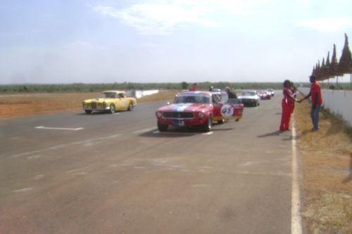 Circuit de Dakar