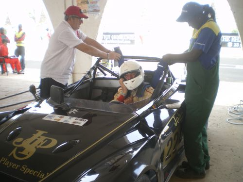 Les 200 tours de Dakar le 10 et 11- 12 -2011 - Photo de Frédéric Duval