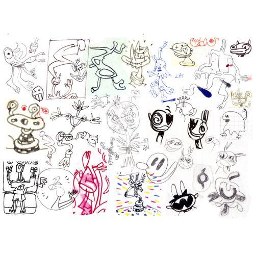 1986 > 1999 - Animation, Génèse.
