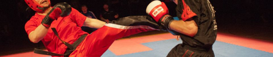 Fight the power and play Kickboxing