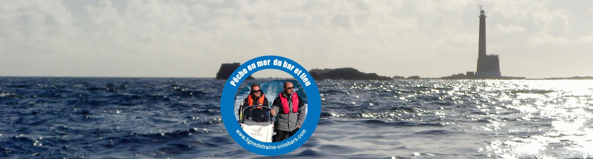 Pêche en mer-ligne de traîne crimbars polyvalente