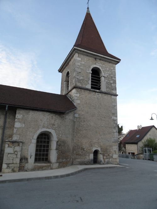Chapelle de Matafelon-Granges