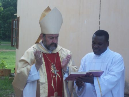 Grand Séminaire Jean Paul II de Lomé