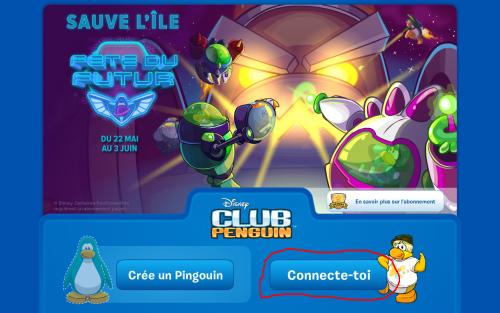 Viens jouer     Club Penguin.png