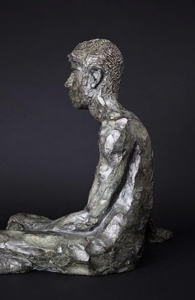 Bronze de Philippe Gueguen (Horizon Lointain).PNG