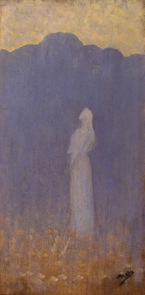 Peinture d'Alphonse Osbert (Une Muse 1900).jpg