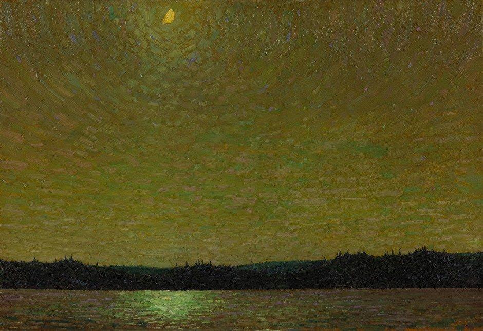 Peinture de Tom Thompson (Moonlight).jpg