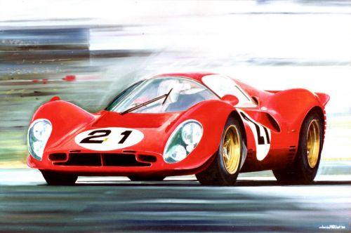 Ferrari P4 chassis 0858