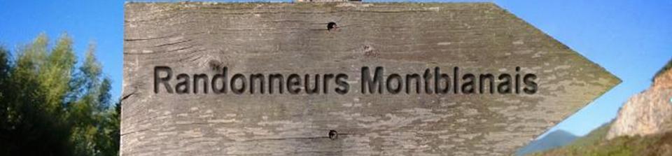 Forum des Randonneurs Montblanais