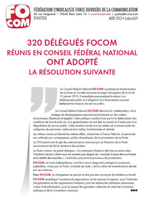 CFN résolution, août 12