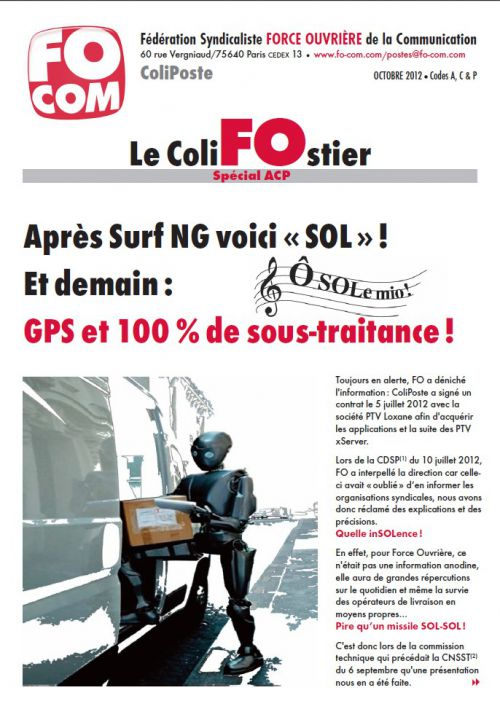 tract Coliposte, oct 12