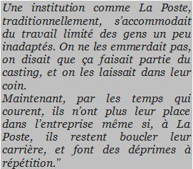 Bailly, propos