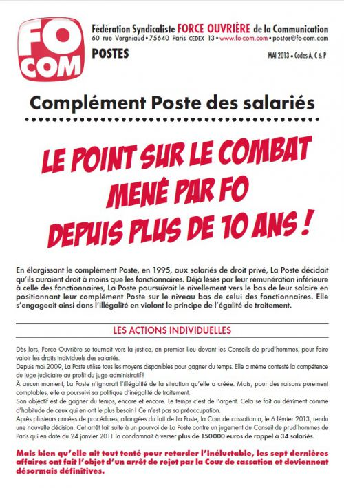 CP le point