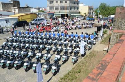 apfct FC scooters in operation 11 2012.jpg
