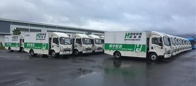 Ballard FC trucks in China 2017.jpg