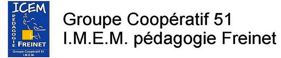 Groupe coopératif 51 - I.M.E.M. pédagogie Freinet