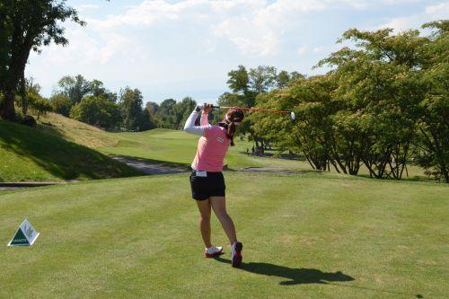 Rye-Jung Lee Evian Masters 2012