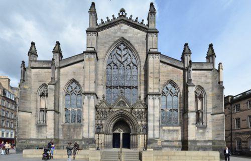 Cathédrale d'Edimbourg