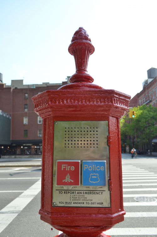 FDNY ou NYPD ? NYC
